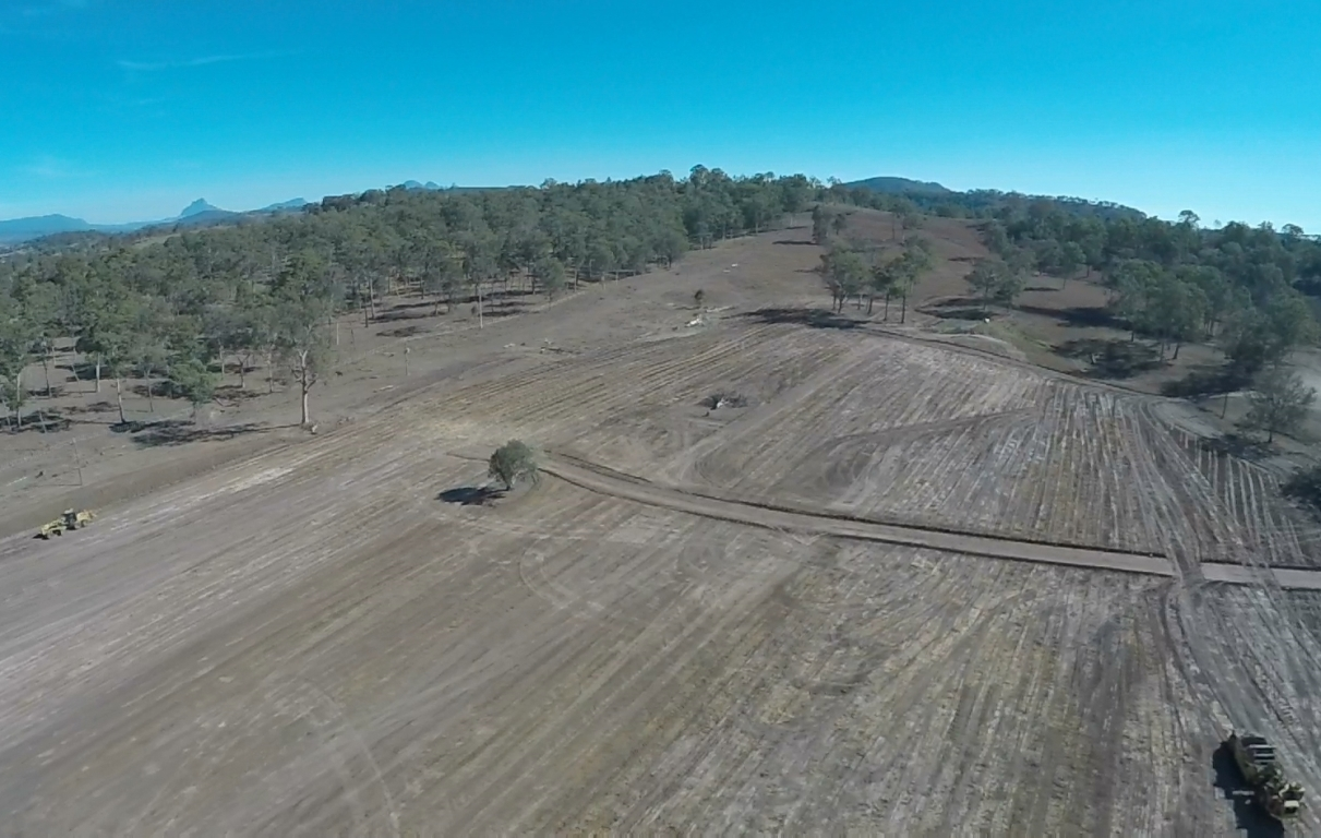 Deenery Gold Poultry - Infrastructure Pads, Earthworks