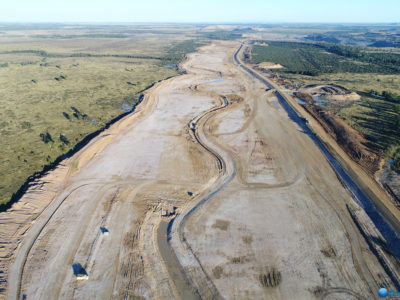 AE Group Foxleigh Middlemount_South_Mine_Resources_Levee_Roadway_Construction