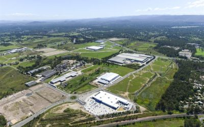 Citiswich Premium Industrial Estate - Aerial View