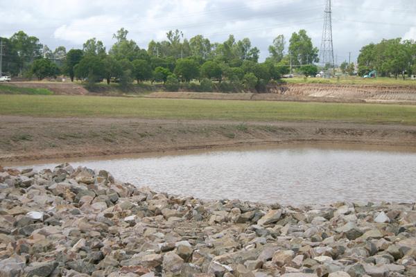 Citiswich Bulk Earthworks Project - Spillway