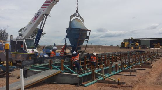 Formed Concrete Construction