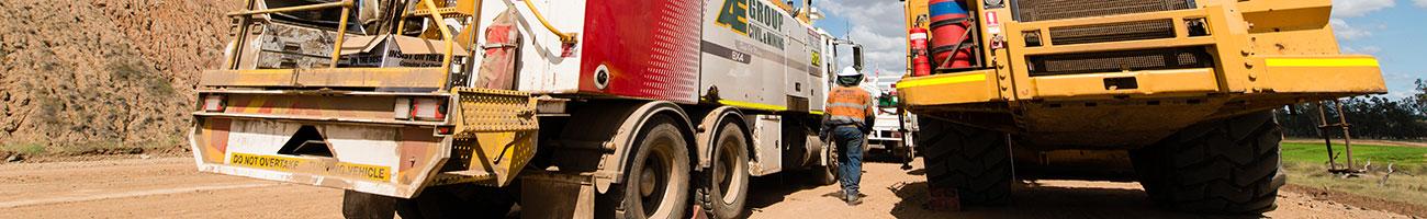 AE-Group Machinery Checks