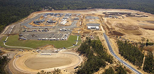 Baulderstone Queensland - Civil Construction of Correctional Precinct