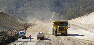 Main Road Construction
