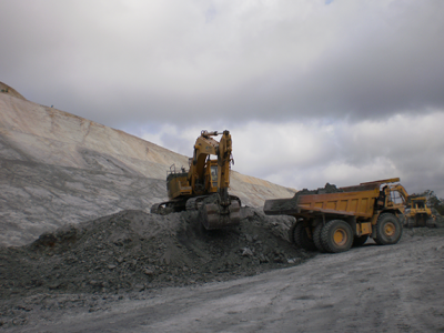 Gold Coast Landfill Project - Bulk Earth Moving