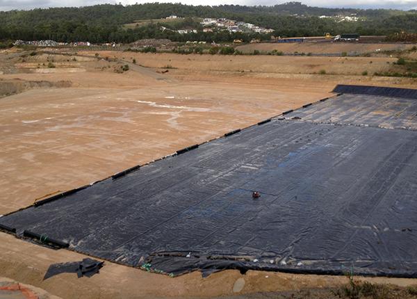 Gold Coast Landfill Project - Landfill Liner Platform