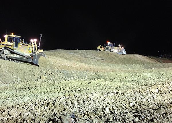 Gold Coast Landfill Project - Bulk Earthworks