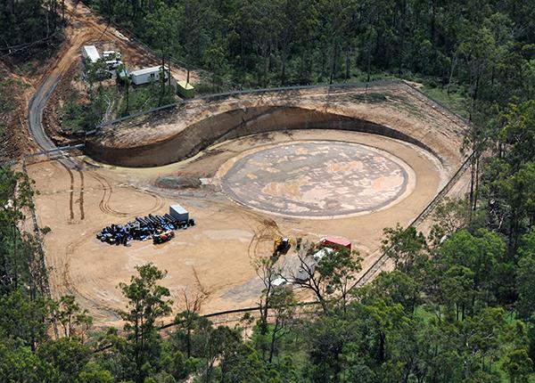 Water Infrastructure Logan City - Reservoir Earthworks