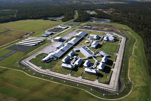 Baulderstone Queensland - Civil Construction of Correctional Precinct