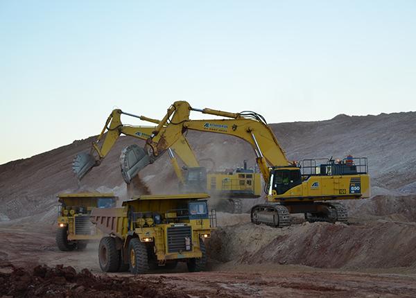 Wiggins Island Coal Export Terminal - Rail Receival Bulk Earthworks