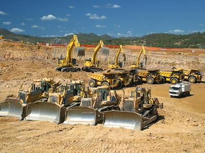 Wivenhoe Spillway Upgrade Project - Bulk Earthworks