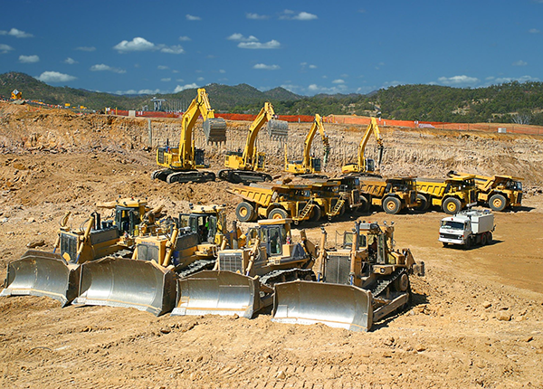 Wivenhoe Spillway Upgrade Project - Bulk Earthworks