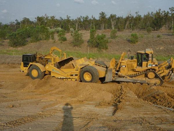 Radius Industrial Park Larapinta - Bulk Earth Works